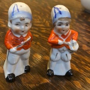 Salt and Pepper Shakers - Band Members